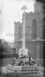 All Saints war memorial