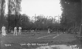 Tooting Bec Common, tennis courts
