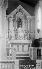 St Joseph's Altar, St Boniface Church
