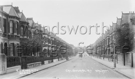 Calbourne Road